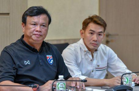 สมาคมเปิดเผย 2 ผู้ช่วยโค้ชของ นิชิโนะ กุนซือทีมชาติไทย