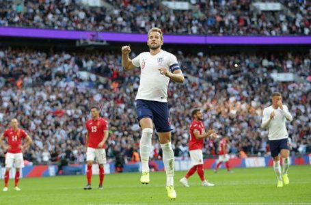 อังกฤษถล่มบัลแกเรีย 4-0 ในศึกฟุตบอลยูโร 2020 รอบคัดเลือก