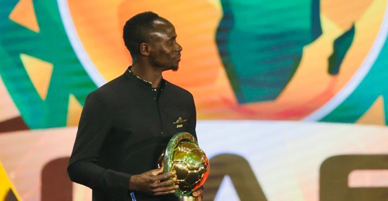มาเน่ นักเตะแอฟริกาคนแรกคว้ารางวัลยอดเยี่ยมแห่งปี 2019